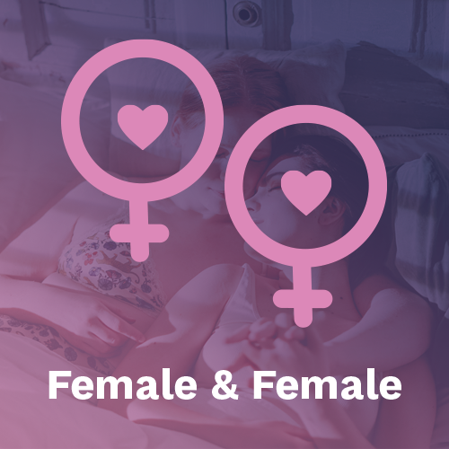 Female & Female Couple Box