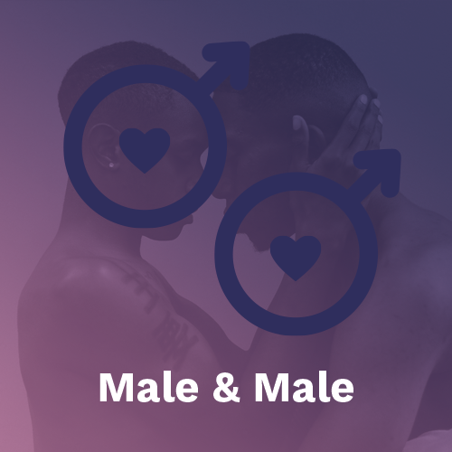 Male & Male Couple Box